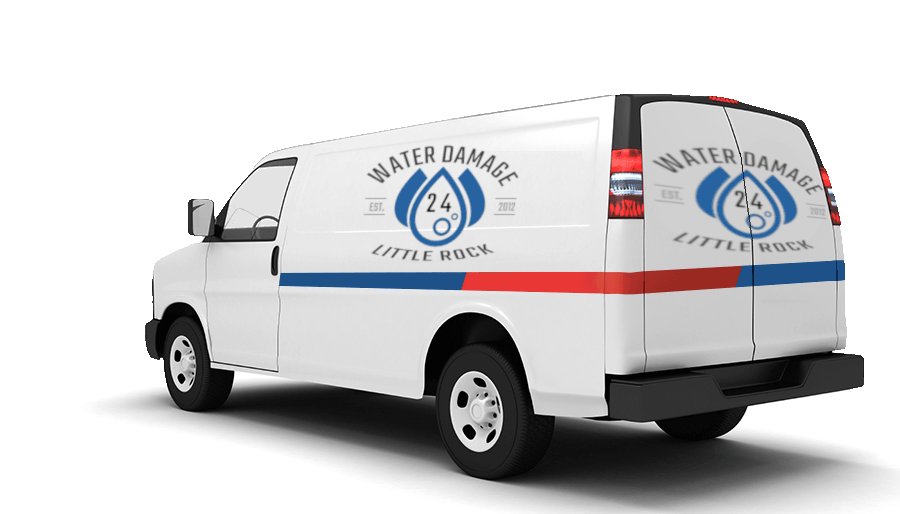 water damage cleanup little rock